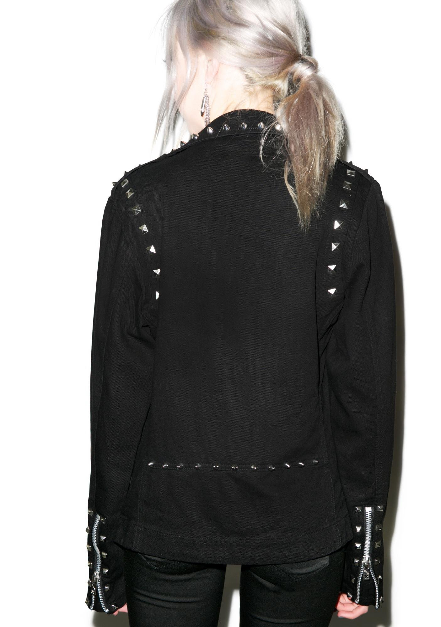 Tripp NYC Judas Moto Jacket