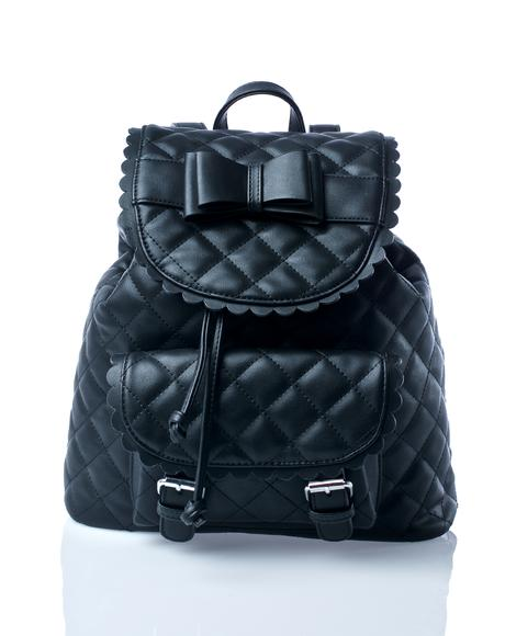 Kawaii Noir Backpack