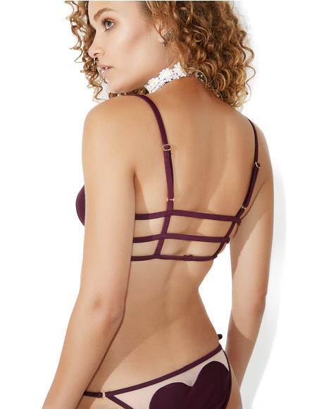 Fig Amora Bikini Top