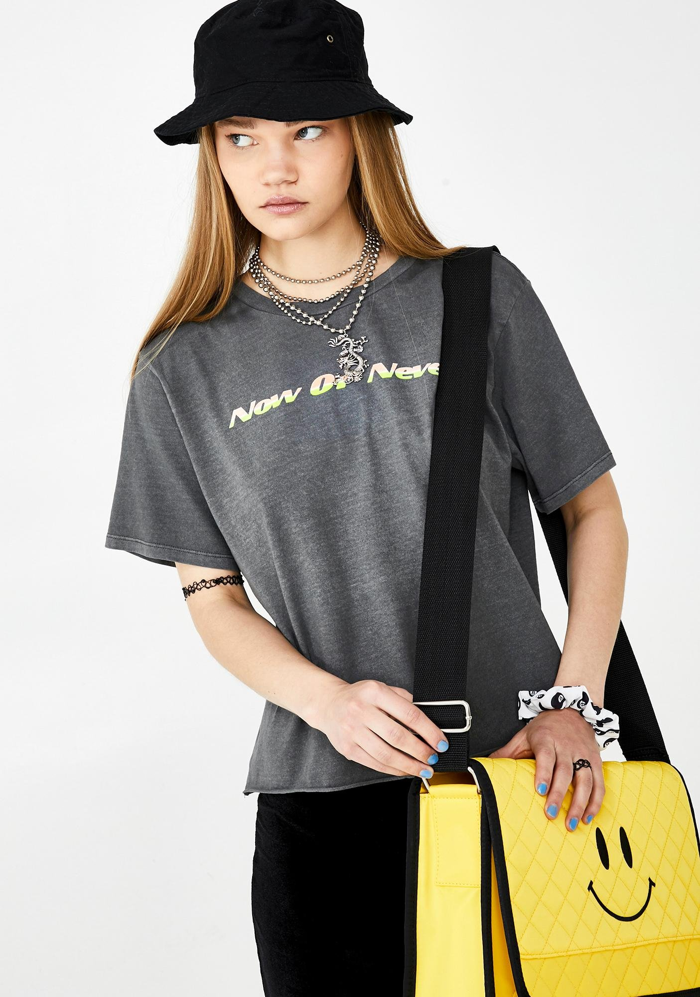 Desert Dreamer Now Or Never Graphic Tee