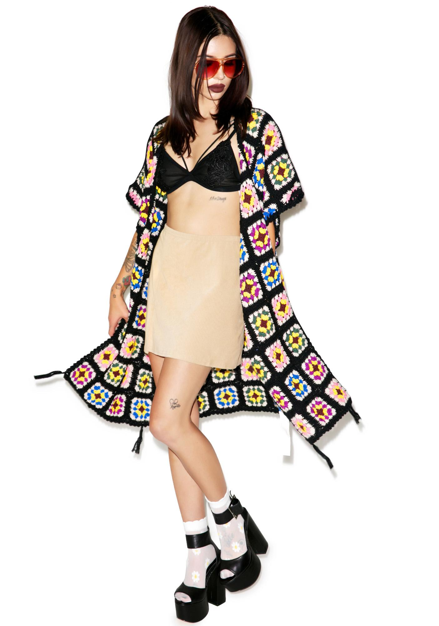 Somedays Lovin Magic Crochet Poncho