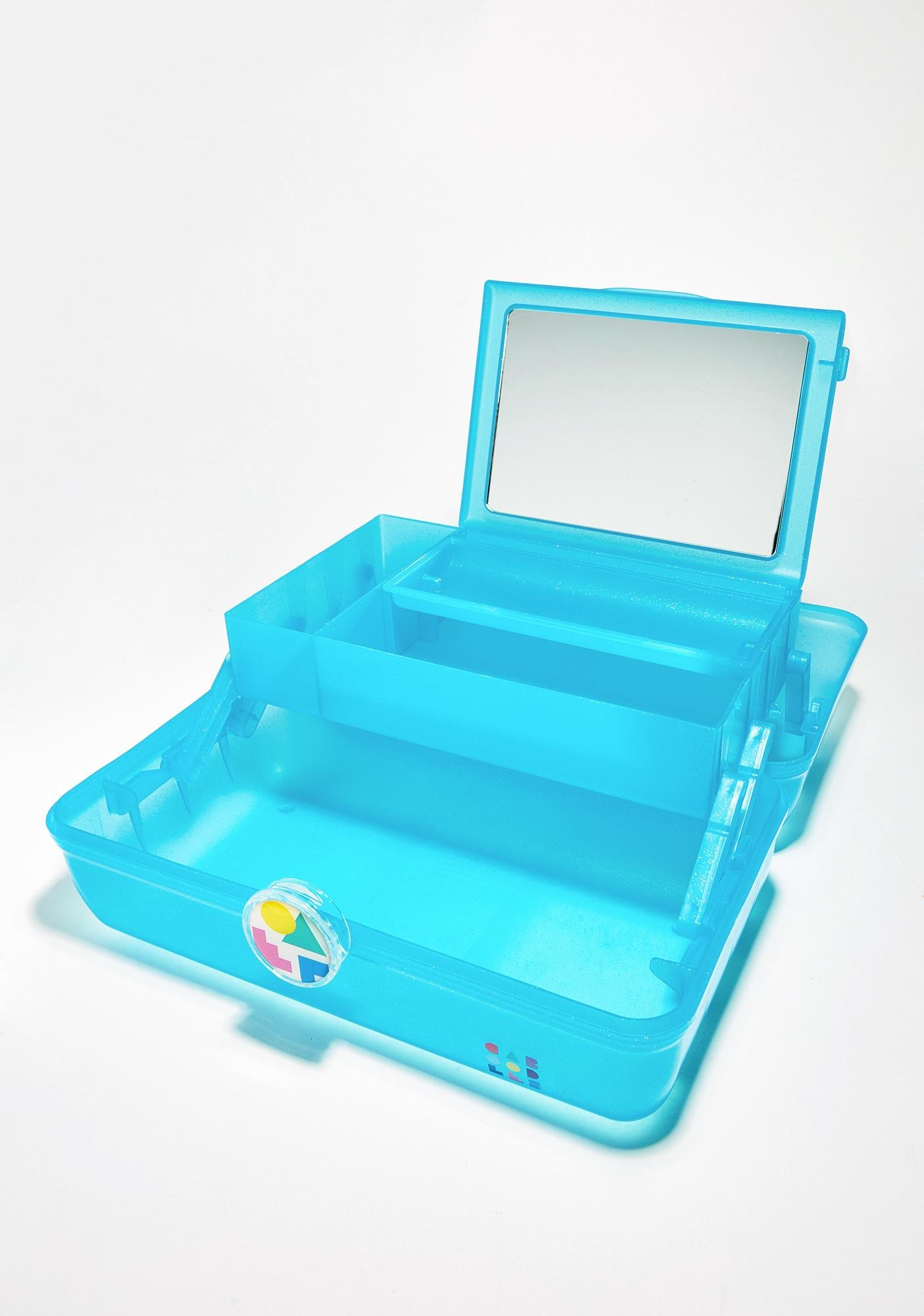 Caboodles Robin's Egg On-The-Go Girl Case