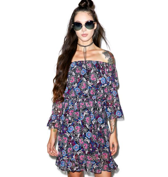 Glamorous Nature Freak Dress
