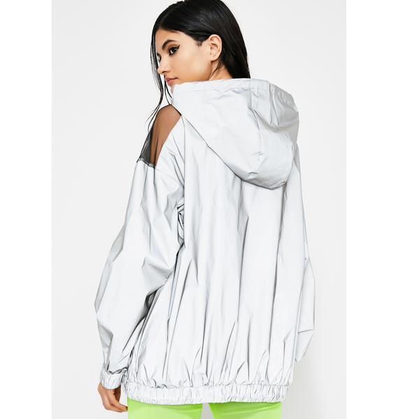 Cybersonic Reflective Jacket