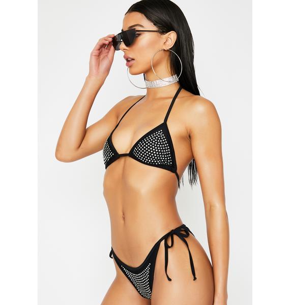 Poster Grl Mo Money Mo Problems Bikini Set