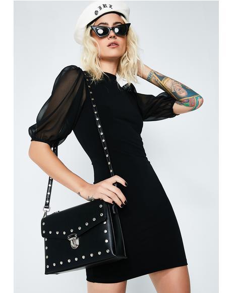 Ink Muller Dress