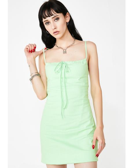 Spring Julep Mini Sundress