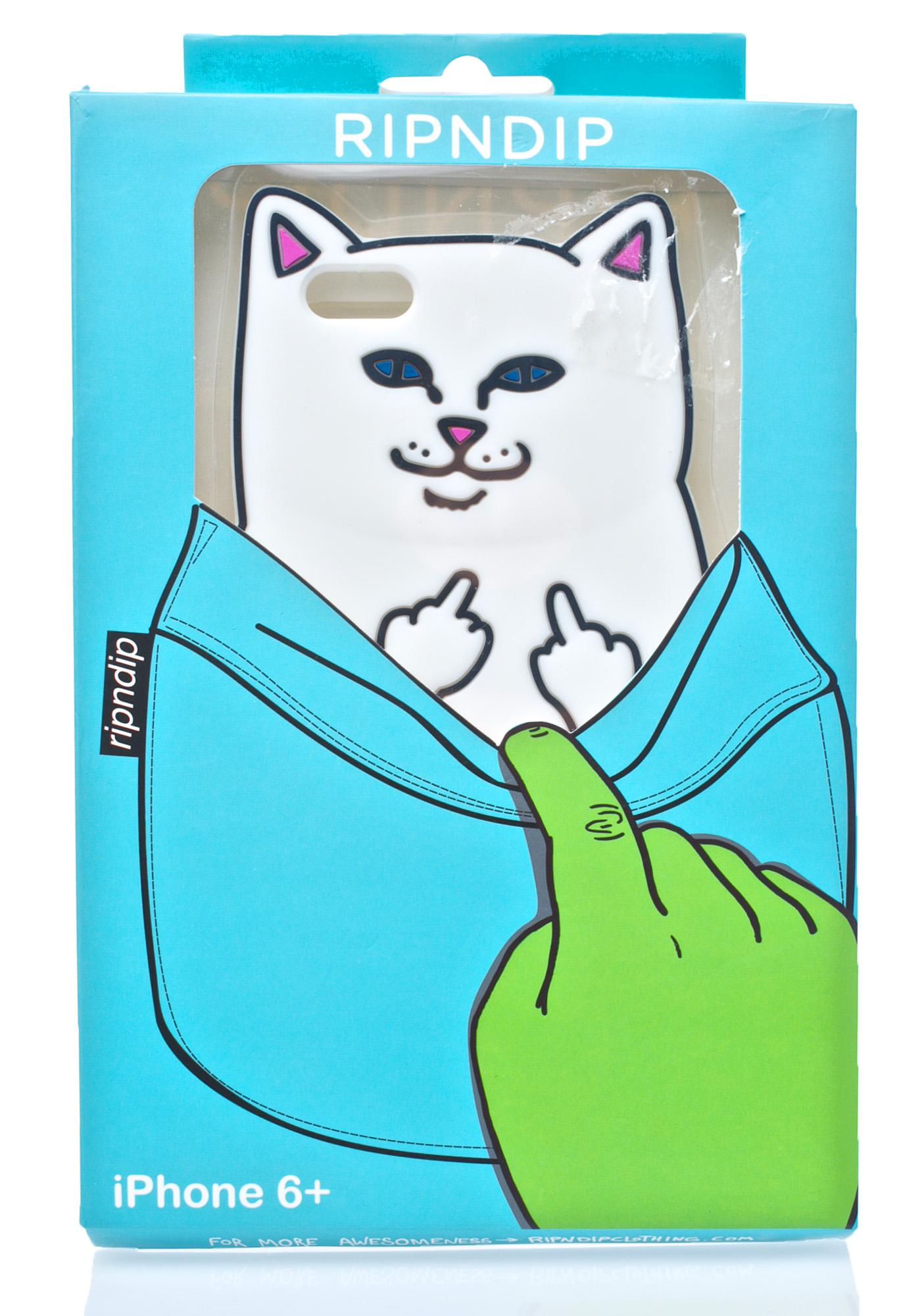 RIPNDIP Lord Nermal iPhone 6/6+ Case