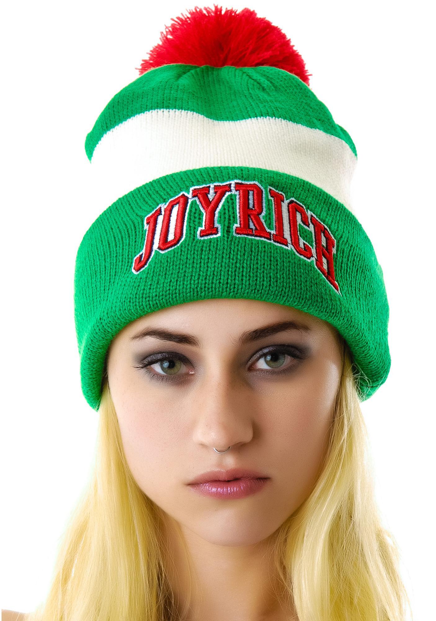 Joyrich Jock Beanie