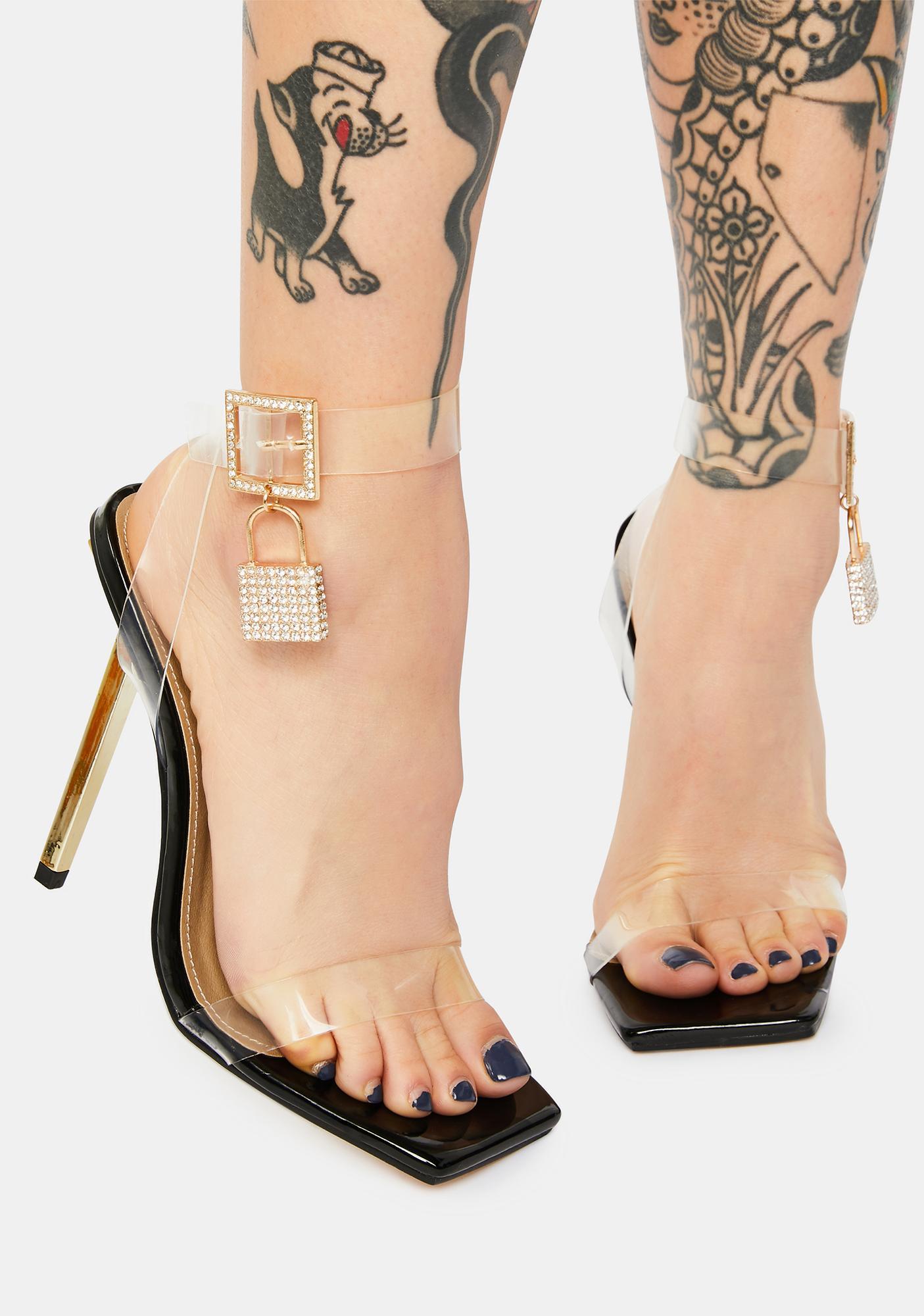 Secret Saver Heels
