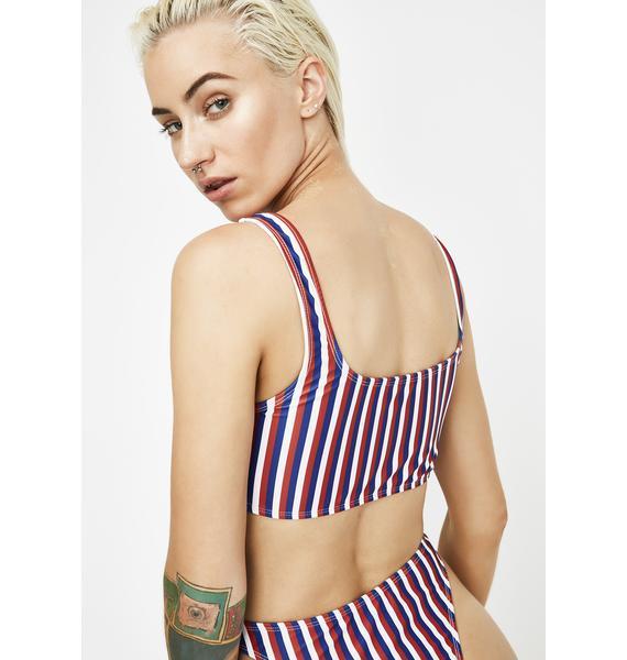 Motel Abadie Bikini Top