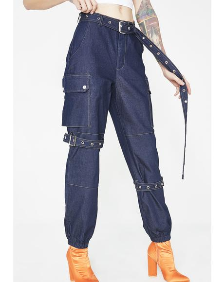 Werq It Out Cargo Pants