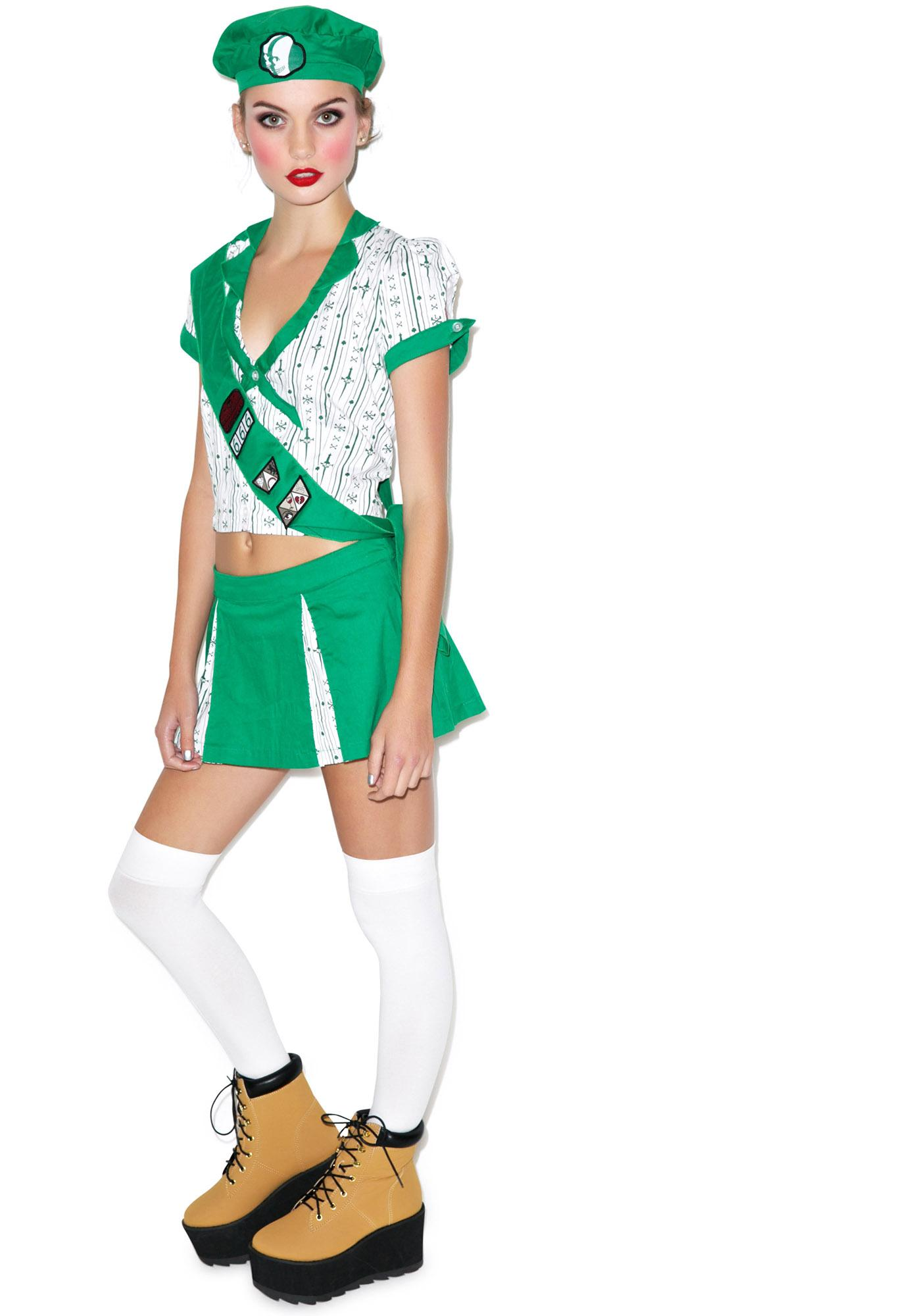 Lip Service G. Scout Costume