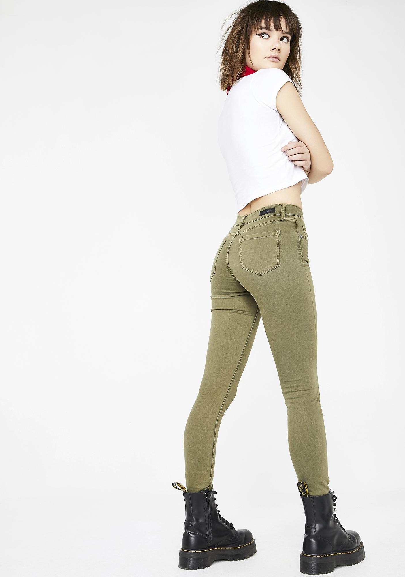 Blank NYC Down To Earth Skinny Jeans