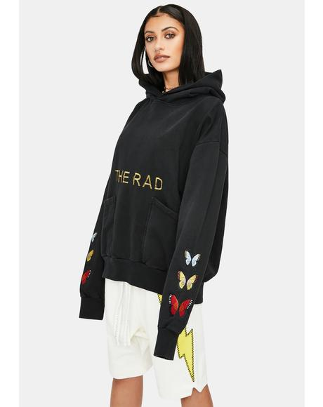 Butterfly V2 Graphic Hoodie