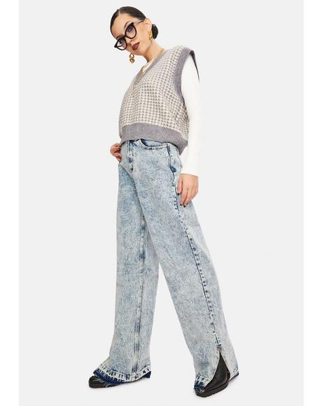 Kellie Wide Leg Jeans
