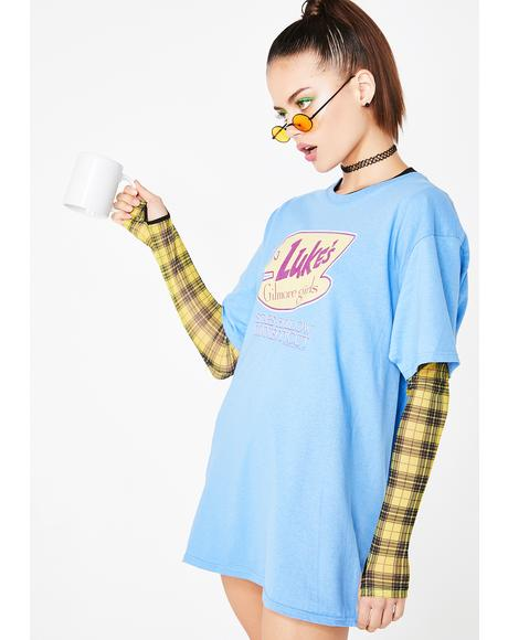 To Go Order Graphic Tee
