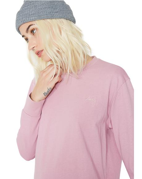 Reggie Crew Long Sleeve