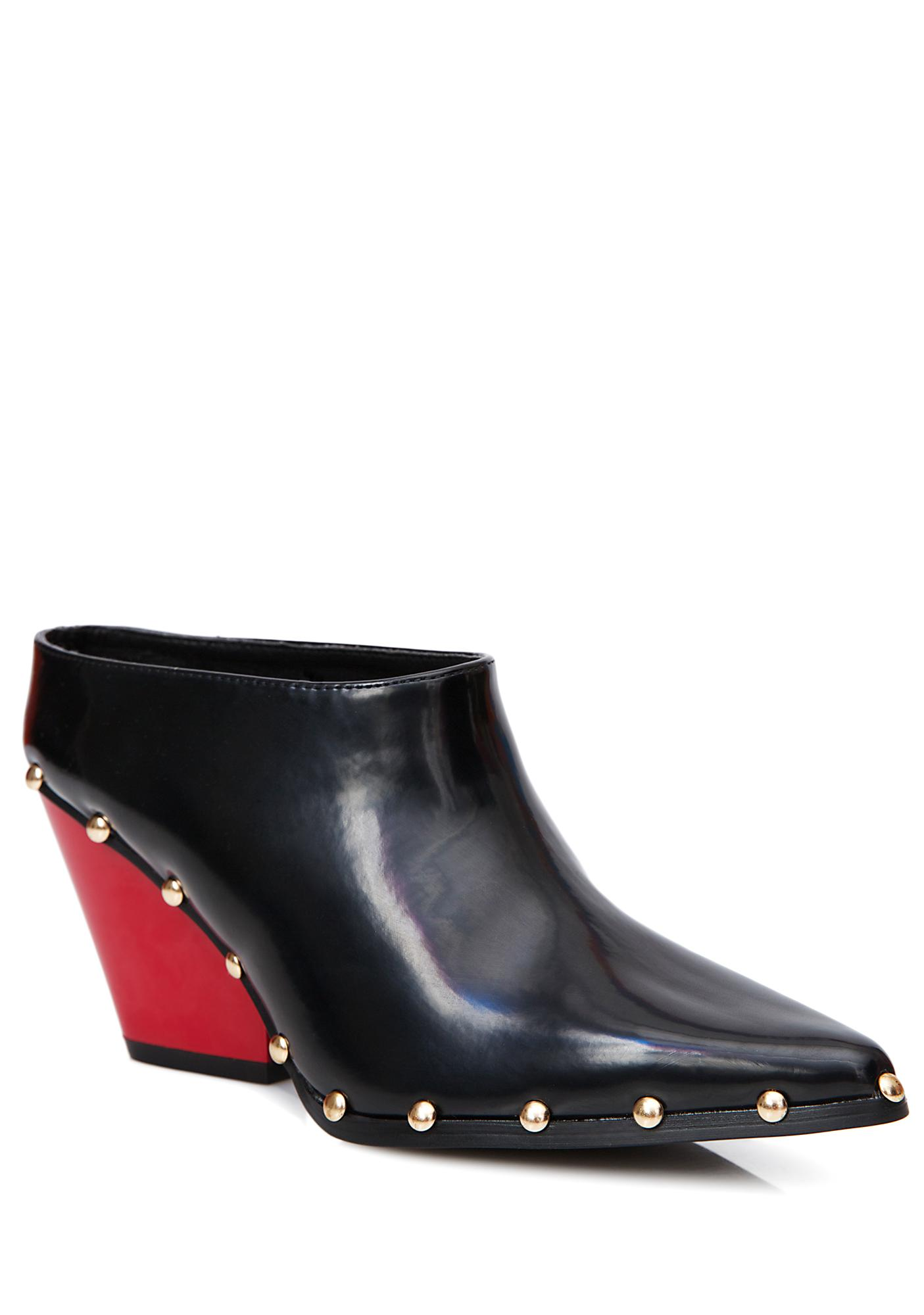 Kelsey Studded Mules