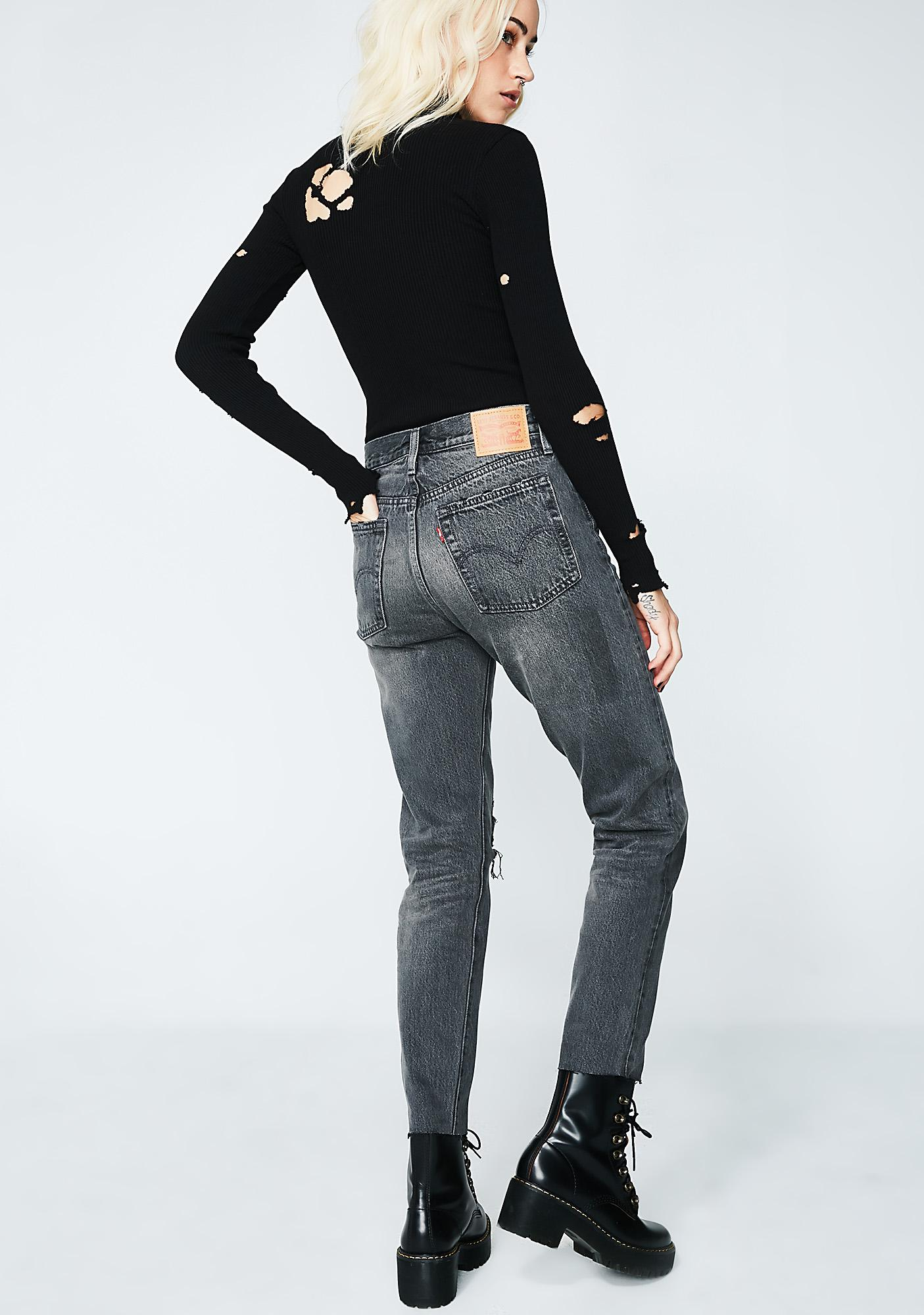 Levis Wedgie Icon Fit Jeans