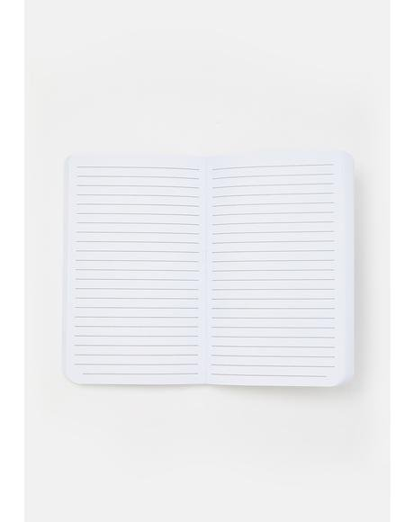 Game On Mini Notebook