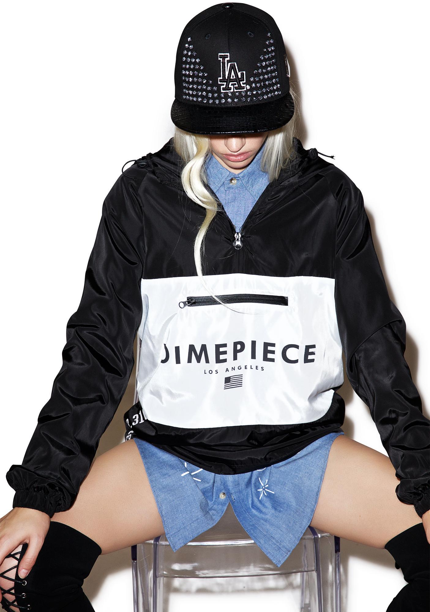 LA Studded Snapback