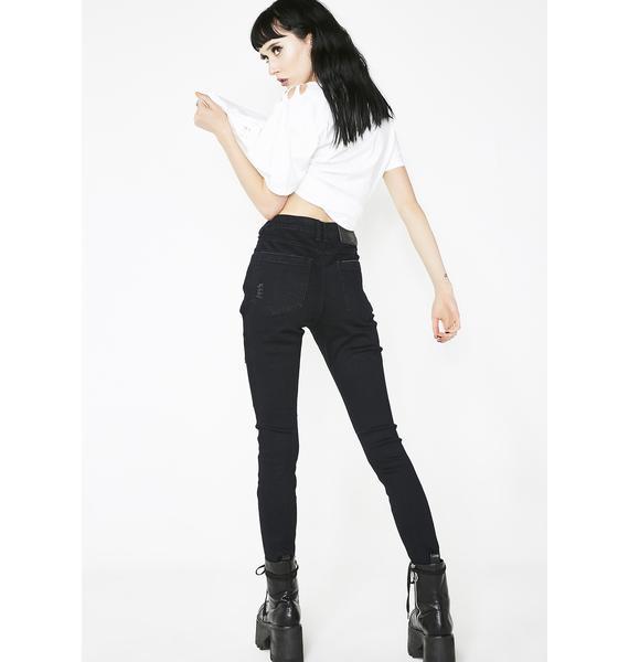 Killstar Trash Talk Jeans
