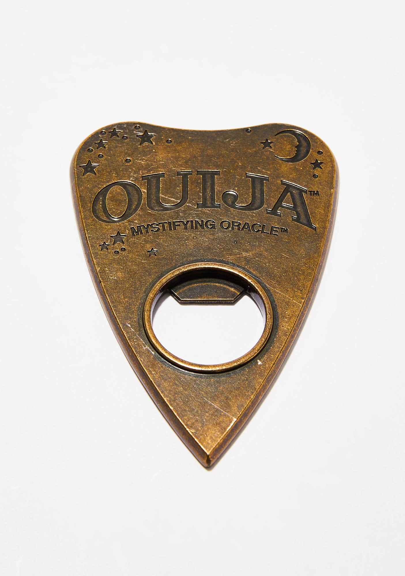 Ask The Planchette Bottle Opener