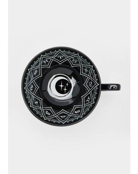 Zodiac Cup N' Saucer