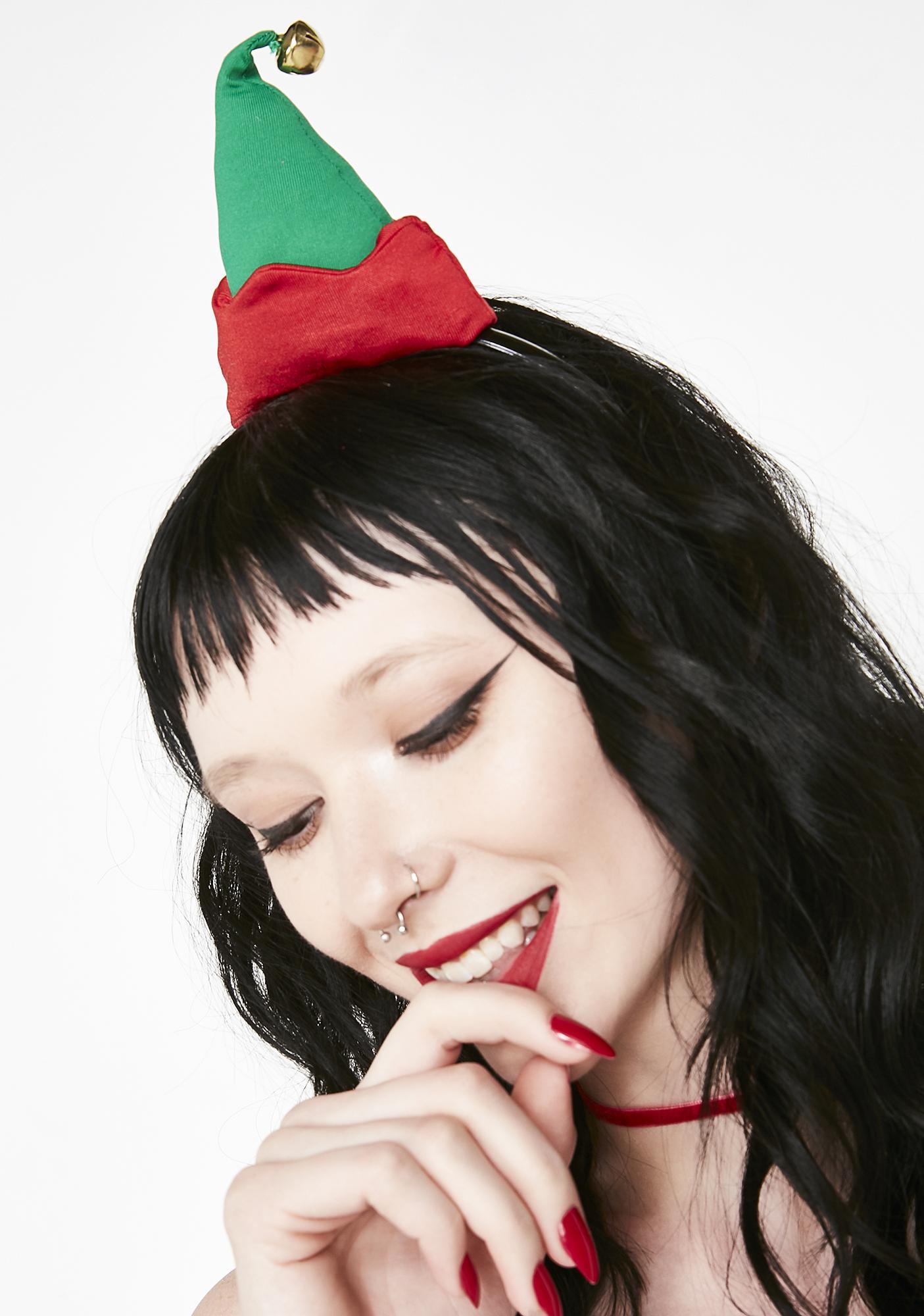 Santa's Fave Helper Lingerie Set