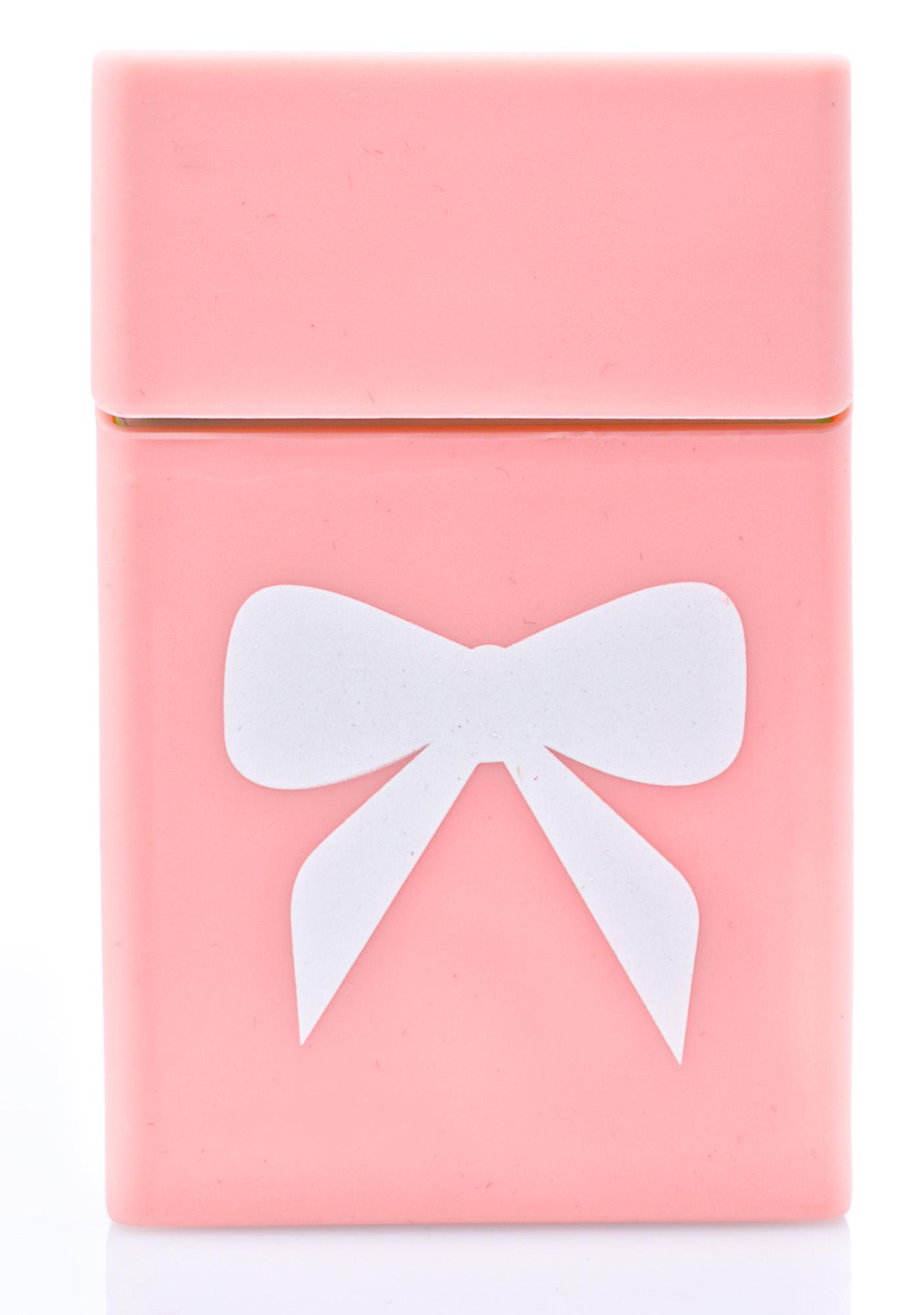 Bow Cigarette Case