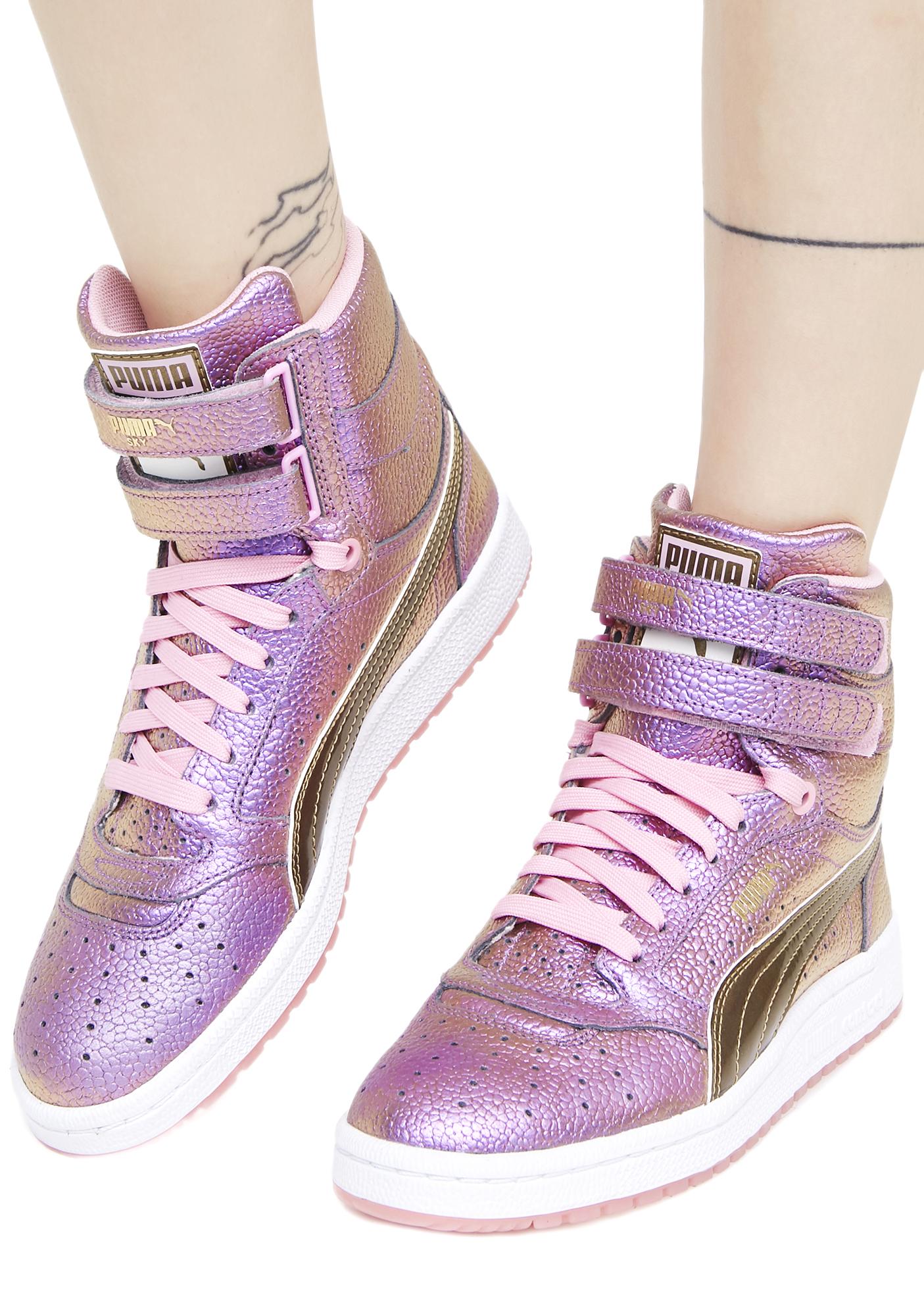 PUMA Sky II High Reset High-Top Sneaker