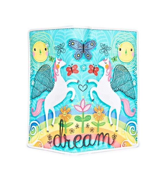 Dream About Unicorns Wallet