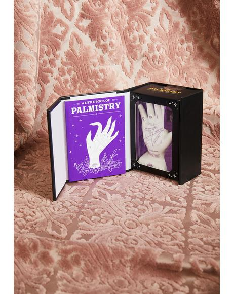 Read Their Fate Tiny Palmistry Kit
