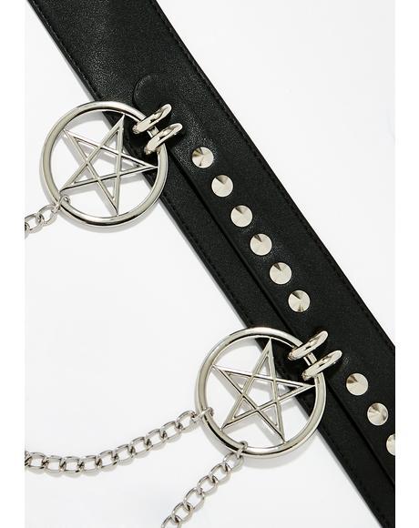 Curses Chain Belt