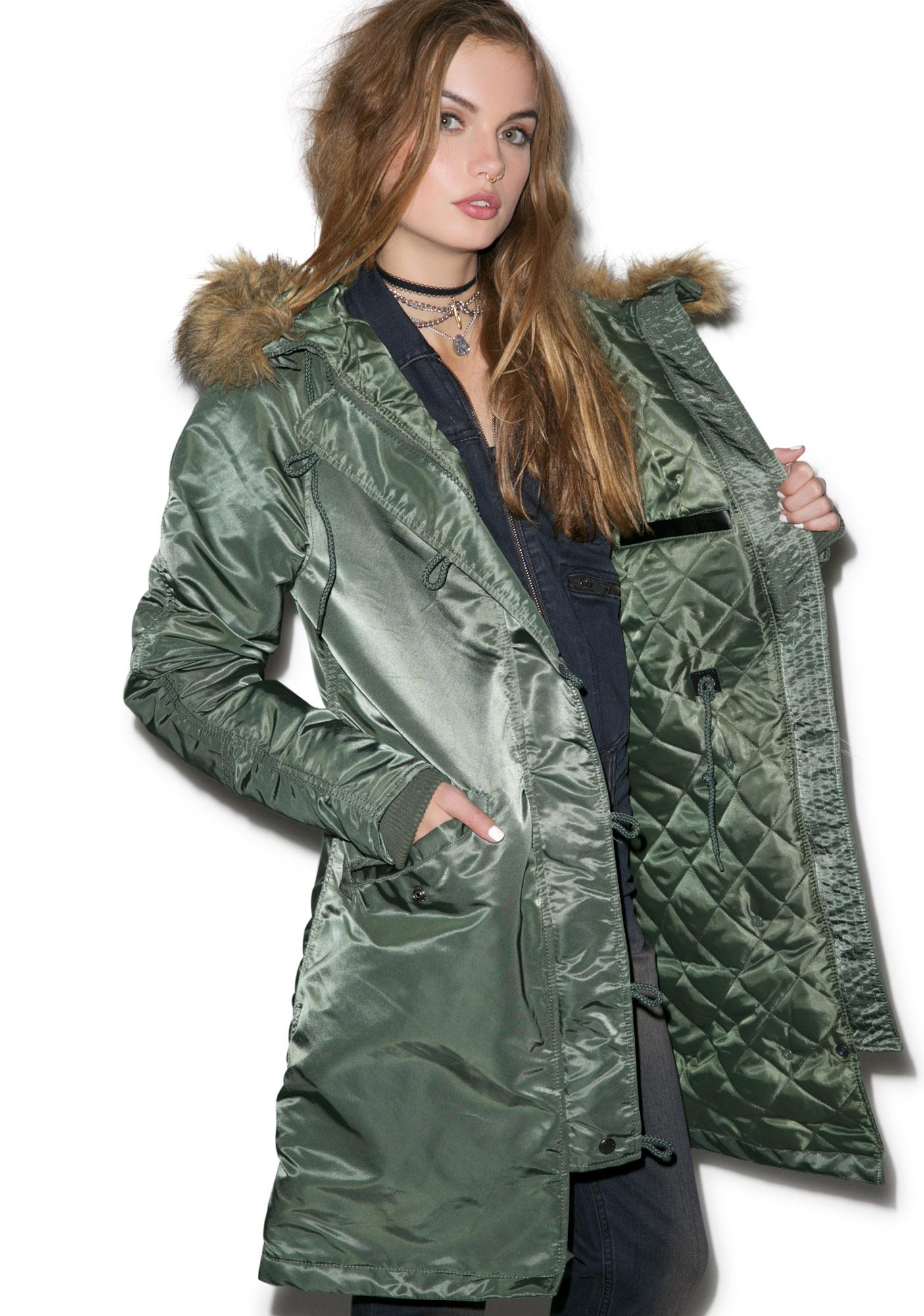 Alpha Industries Air Raid WR Jacket