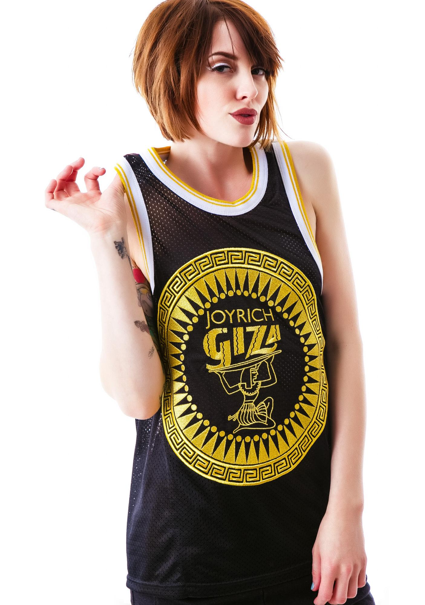 Joyrich x Giza Shield Mesh Tank Top