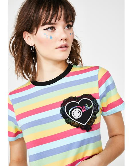 Rainbow Ruin T-Shirt