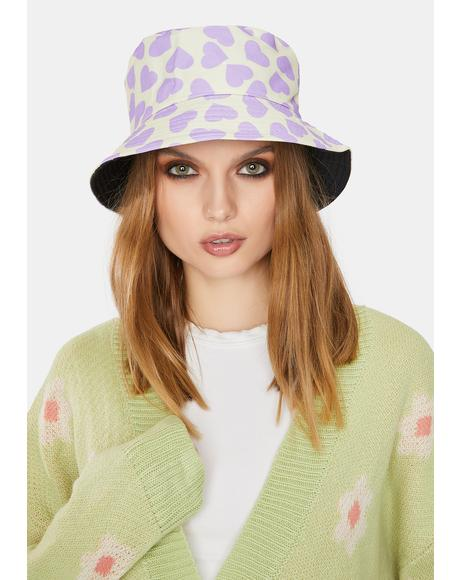 Bursting With Love Bucket Hat
