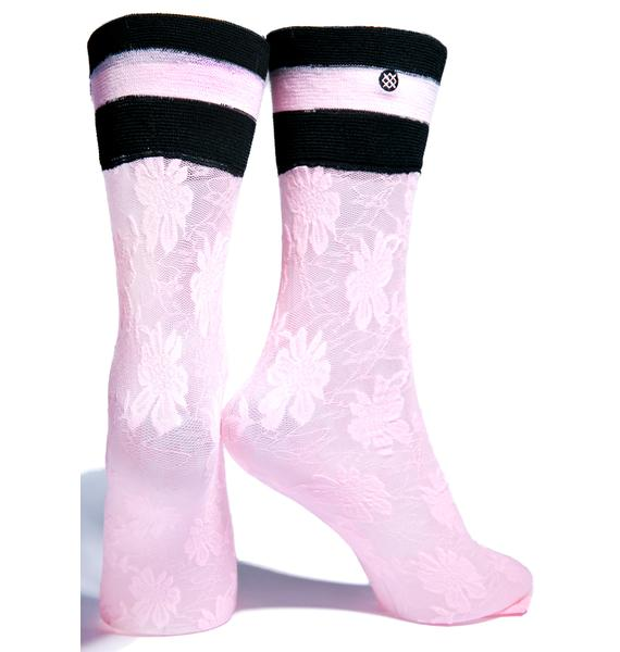 Stance Lace Trouser Socks