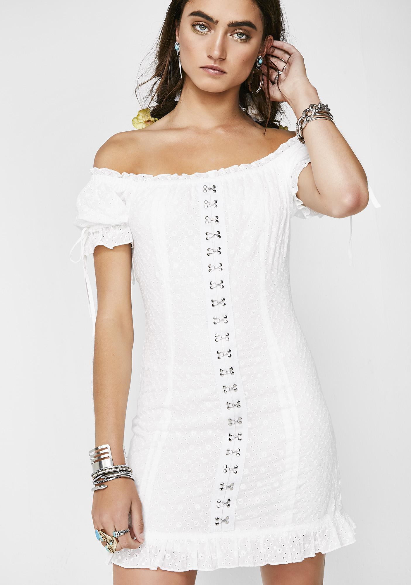 c2ee98de7ac3 Meraki Off Shoulder Dress