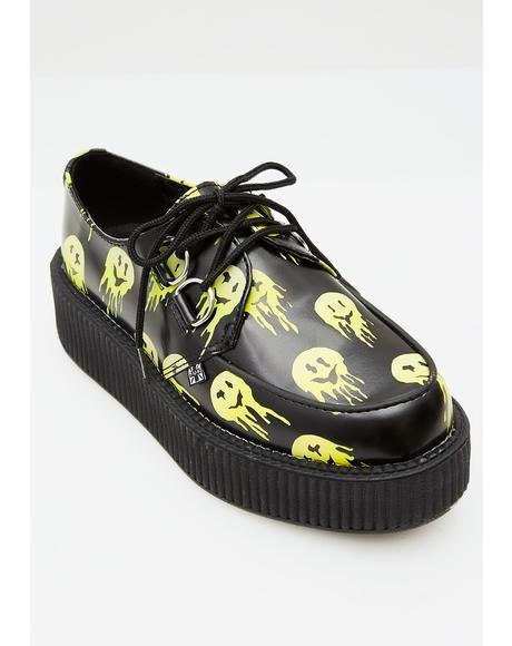 Smiley Mondo Creepers