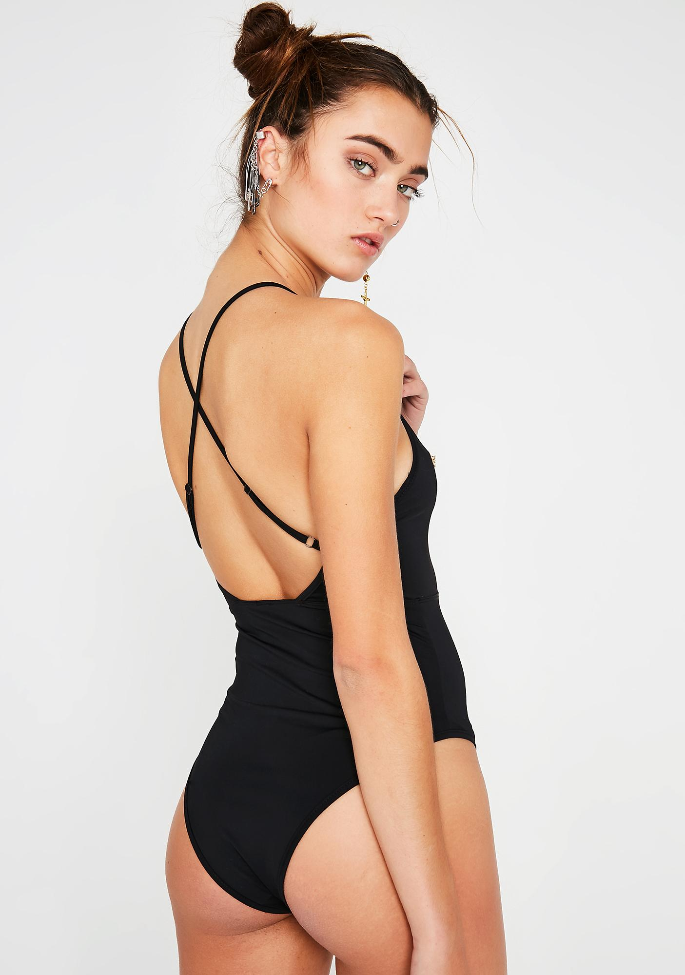 Chain Attraction Bodysuit