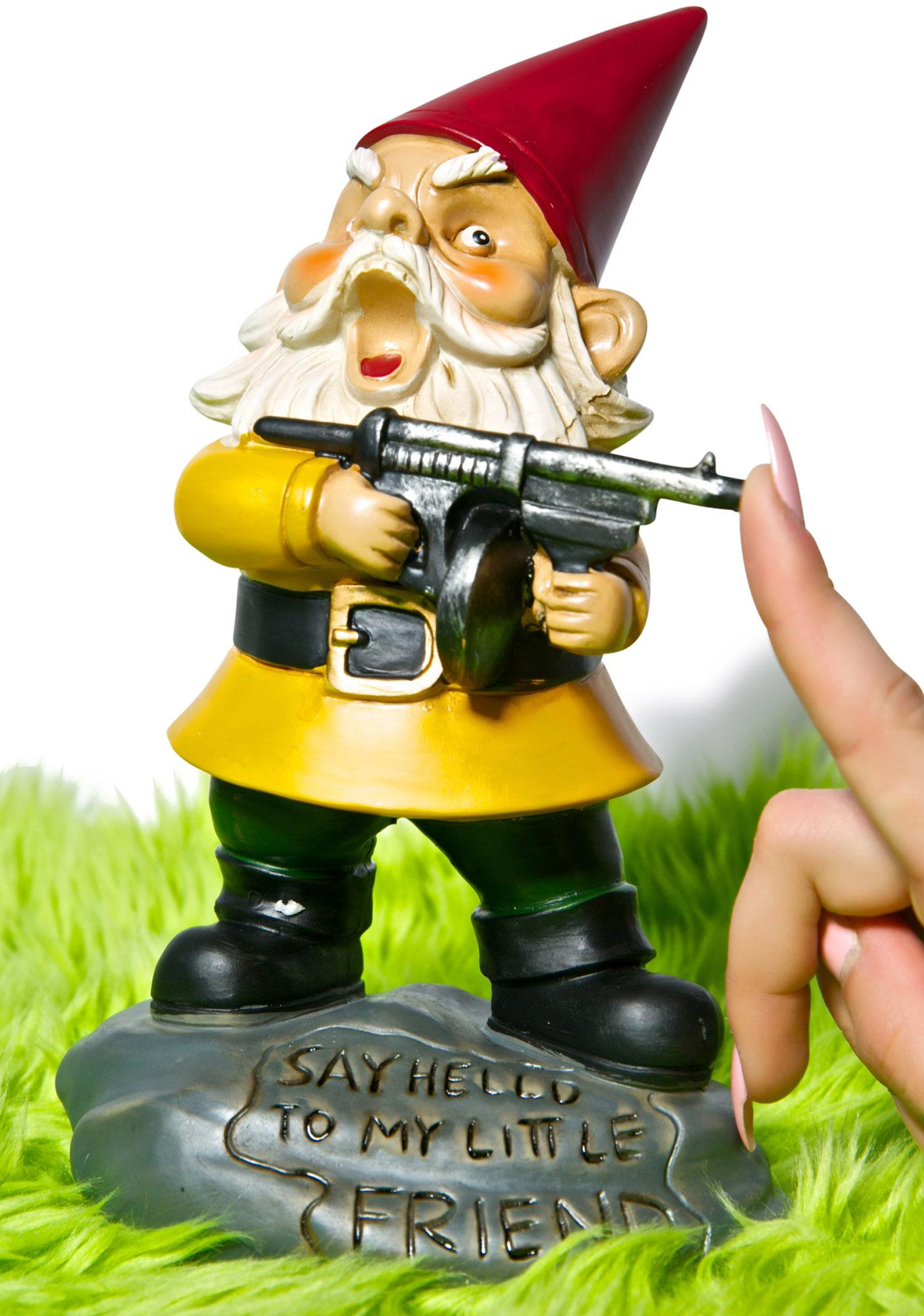 Angry Lil Gnome