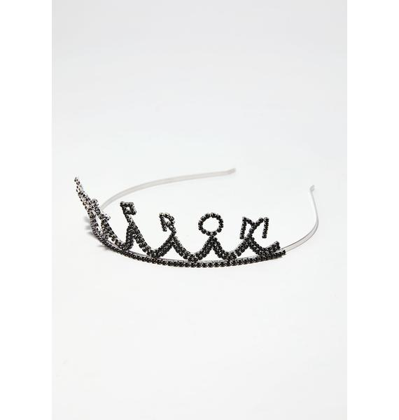 No Prom Princess Tiara
