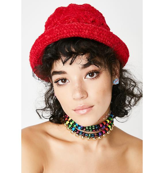 Lit Club Kid Knit Hat