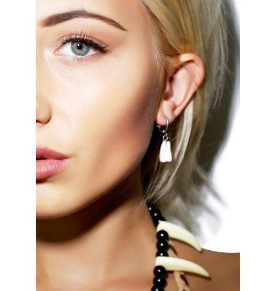 Cheap Monday Tooth Earring