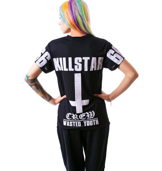 Killstar Baphomet Hockey Top
