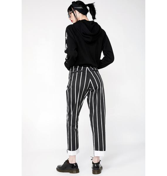 Volcom Midnight Frochickie High Rise Pants
