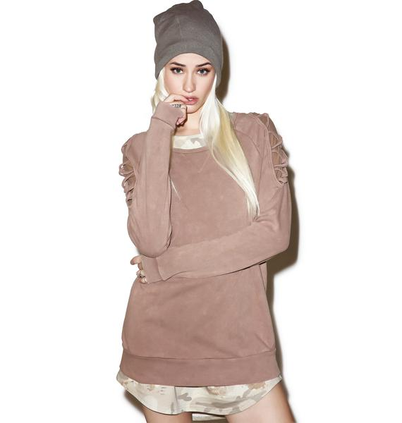 Gobi Cut Out Sweatshirt